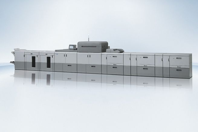 La Versafire CP 110 arrive le 11 janvier à l'atelier.