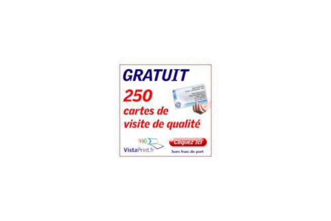 Cartes De Visite Gratuites Vistaprint Lourdement Condamne Pour Concurrence Deloyale