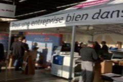Carton plein pour ImprimaG, le salon de l'imprimerie d'Angers