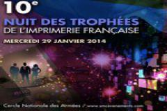 Coup d'envoi des Trophées de l'Imprimerie Française sur Graphitec 2013