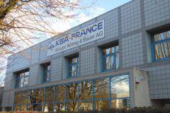 Le siège de KBA-France est situé à Tremblay-en-France, en Seine-Saint-Denis