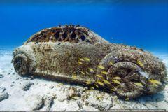 Musée sous-marin de Cancun