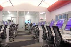Les salles de lecture sont très différentes des bibliothèques
