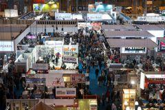 180 000 visiteurs avaient parcouru le Salon du livre 2015 (crédit photo : Blaise Gargadennec).