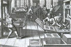 La révolution de l'imprimerie