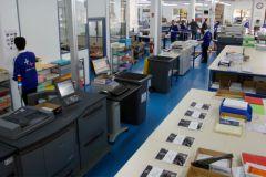 Des ateliers d'Electrogeloz sortiront maintenant 200 millions de copies A4 par an.