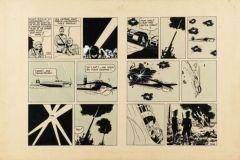 Planches 95 et 96 - Le Petit Vingtième - 6 juillet 1939 (Casterman - 1939)