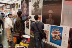 L'exposition des réalisations en lice pour les LLPA à la Drupa2012 avait attiré plus de 10000visiteurs.
