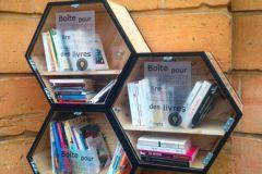Des boites à livres font leur apparition dans la ville de Metz