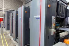 Plus de 400 rotatives M-600 sont installées dans le monde.