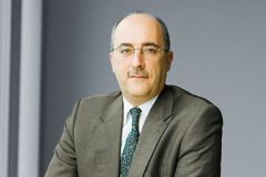 Rafael Penuela, CEO de Manroland Sheetfed.