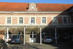 L'imprimerie F. Paillart à Abbeville est installée dans une ancienne abbaye du 18e siècle