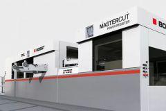 La presse à découper Mastercut 106 PER serait la presse pour carton plat la plus productive jamais lancée.