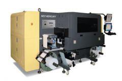 La presse jet d'encre NM-350 de 350 mm de laize sera aussi visible lors de la Drupa 2016.