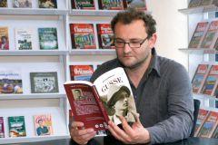 Christophe Matho, directeur des collections Centre France Livres.