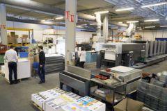 XL Print et Mailing comprend notamment une imprimerie offset située à Saint-Étienne.