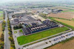 Site de production de Mactac à Soignies, en Belgique