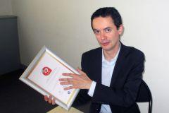 Christophe Perrot, délégué général de l'UNFEA,