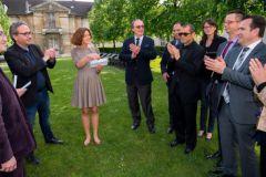 Véronique Pivat, la présidente du jury du Cadrat d'or, a annoncé les lauréats lors d'une grande soirée le 19 mai à Paris.