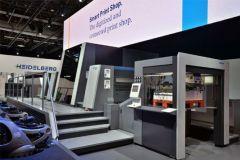La presse jet d'encre Primefire 106 présentée à la Drupa montre bien la stratégie du groupe allemand pour le numérique.