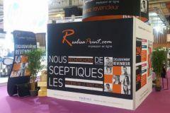 Stand Reealisaprint.com sur le salon Vicom Paris 2016