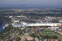 Le site de Laakirchen (papetier Heinzel) vise une capacité de production de 800 000 tonnes de papier pa an.