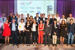 La remise des prix s'est déroulée dans le cadre du salon Viscom qui s'est tenu à Paris du 6 au 8 septembre.
