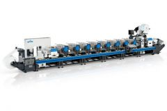 La presse flexo Labelmaster est une machine modulaire qui doit permettre de s'adapter rapidement aux évolutions du marché.