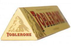 A l'intérieur de la montagne du logo Toblerone se cache un ours qui danse.