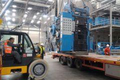 La deuxième Cerutti 3,88 de l'imprimerie est déjà à Nieppe et entrera en production en juillet prochain.