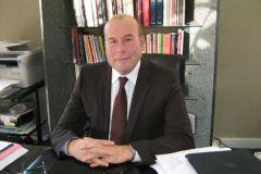 Jacques Chirat, président de l'imprimerie Chirat (42).