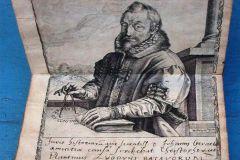 Liber amicorum du 16e siècle contenant un autographe de l'imprimeur Christophe Plantin