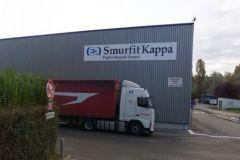 La papeterie Sault-lès-Rethel de Smurfit Kappa.
