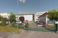 Site d'Argentan de Amcor Flexibles France du groupe australien Amcor.