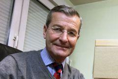 Géry Bailliard, pdg de Boutaux Packaging située à Val-au-Perche dans l'Orne.