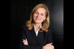 Sabine Geldermann, directrice de la Drupa Messe Düsseldorf.