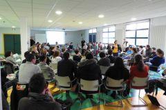 Journées Portes Ouvertes au Lycée professionnel Léonard de Vinci (53).