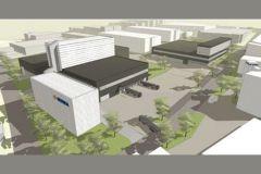 Simulation de la nouvelle usine d'Herma