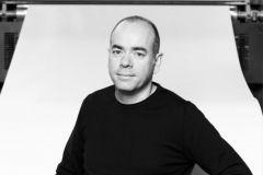 Olivier Pouchin, pdg de l'imprimerie Calligraphy Print.
