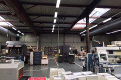 Le nouvel atelier d'HPC-Adlis.