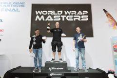 Le grand vainqueur du World Wrap Masters 2017 est le Suédois Jonas Sjostrom.