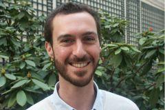 Matthieu Prevost, coordinateur national d'Imprim'vert.