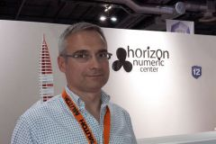 Jean-Marie Lambert, directeur de Horizon Numeric Center
