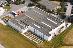 Nouveau site de production de consommables d'Heidelberg situé à Kruibeke, en Belgique.
