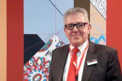 David Watson, directeur marketing d'Agfa Graphics