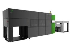 Machine numérique de découpe et de rainage Euclid III d'Highcon
