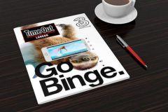 La couverture multimédia de Time Out London