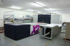 Imprimante à plat Onset X2 de Fujifilm