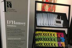 L'imprimerie D'Haussy était présent en 2017 au salon Imprim'Luxe