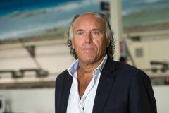 Christian Poirault, attaché au développement du groupe et pdg-fondateur d'APE Etiquettes.